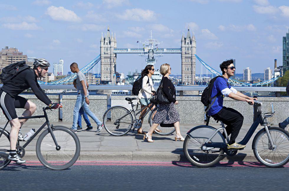 Las mejores ciudades de Europa para viajar en bici
