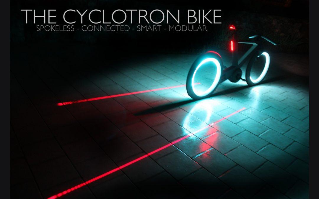 CYCLOTRON.  «¿La bici del futuro?»