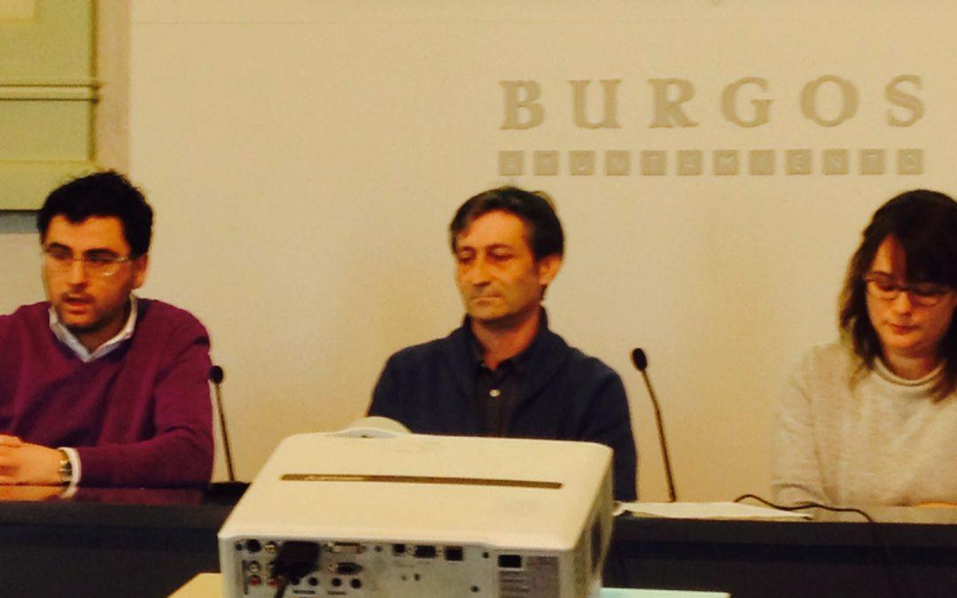 Se presenta en Burgos el Manifiesto por una Movilidad Segura y Sostenible