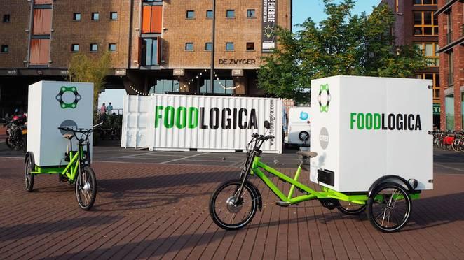 La UE recomienda que el reparto de mercancías hasta 250 kg. en ciudades se haga con bicicleta