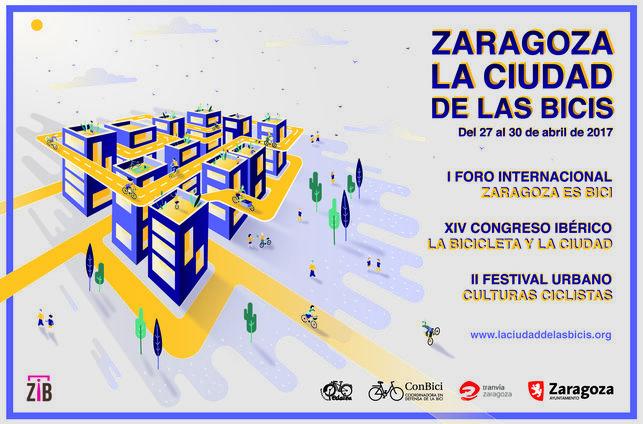La ciudad de las bicis. (Zaragoza 27-30 de Abril)