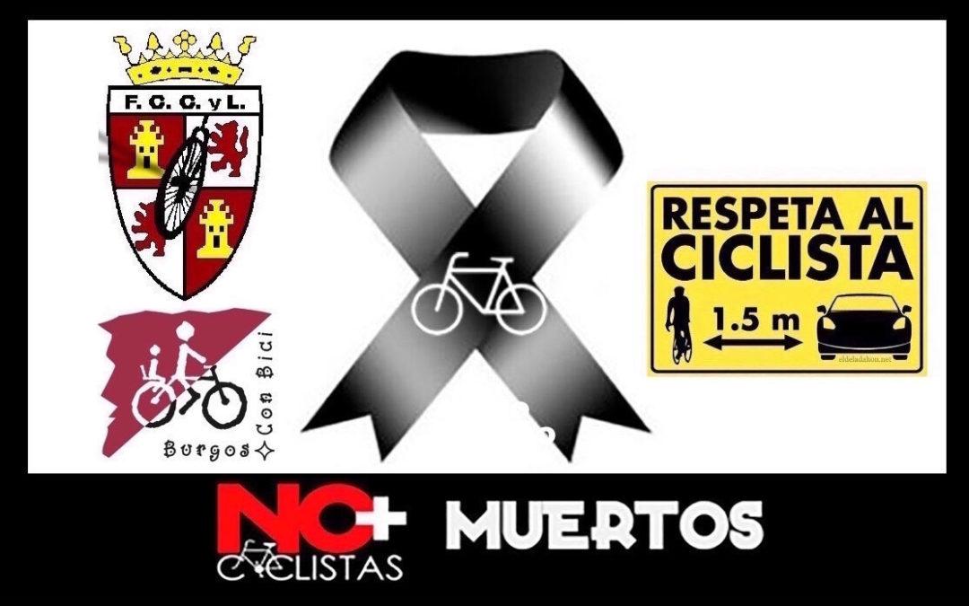 Concentración por la seguridad ciclista